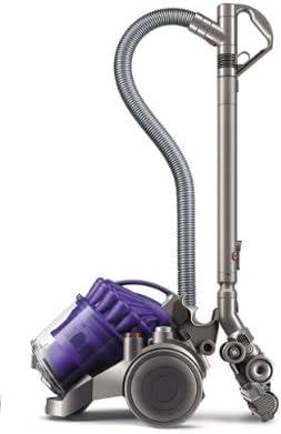 Dyson Animal DC32 - Aspirador (1400 W, filtro permanente HEPA, sin bolsa, alcance máx. 10 m), color lila: Amazon.es: Hogar