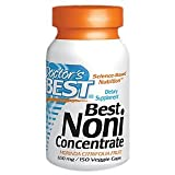 Doctor's Best Noni Concentrate -- 650 mg - 150 Vegetarian Capsules