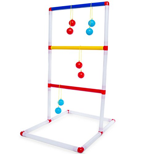 GAME Kids Teens Playtime Summer Fun Pool Park Lake Beach Fun Play Outdoor Ladder Ball by GAME