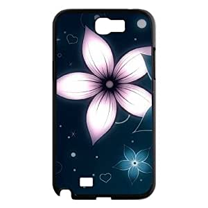 Petals Use Your Own Image Phone Case for Samsung Galaxy Note 2 N7100,customized case cover ygtg517536