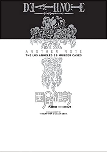 Death Note Another Note: The Los Angeles BB Murder Cases Novel ...