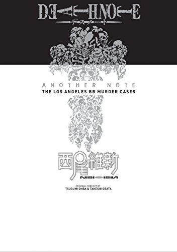 Price comparison product image Death Note: Another Note - The Los Angeles BB Murder Cases
