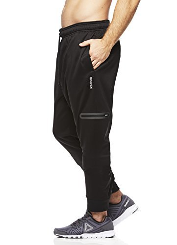 (Reebok Men's Radar Jogger Pant With Cuff - Polyester)