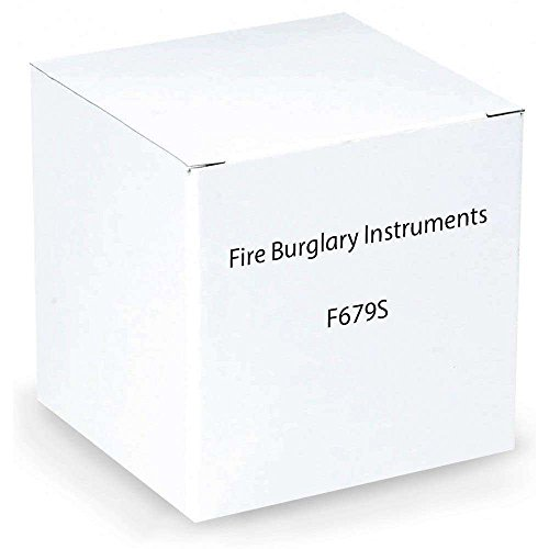 Fire Burglary Instruments F679S
