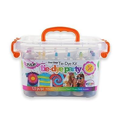 Tulip 34723 One-Step Tie Dye Party Kit by Duncan Enterprises