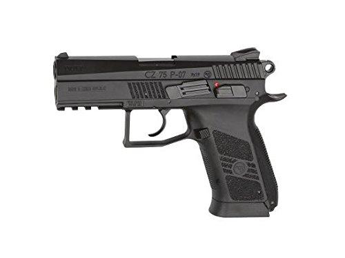 ASG CZ 75 P-07 Duty Airgun Rifle without Blowback, Black