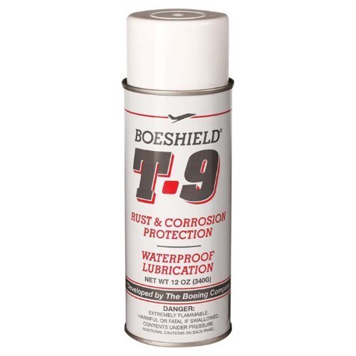 Boeshield T-9 Lubricant One Color, One Size by Boeshield