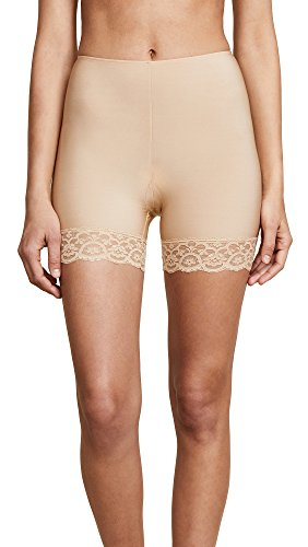 Only Hearts Women's Second Skins Bike Shorts, Nude, P/S