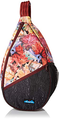 KAVU Women's Paxton Pack Outdoor Backpacks, One Size, Leaf Me Be