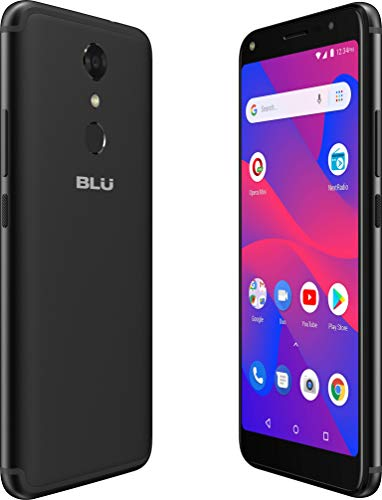 BLU Studio View - 5.5'' HD Unlocked Smartphone -16GB+1GB RAM- Black by BLU (Image #4)