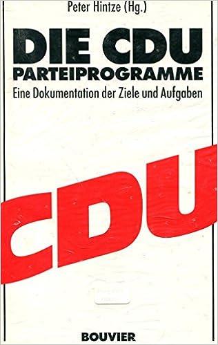 christlich demokratische union