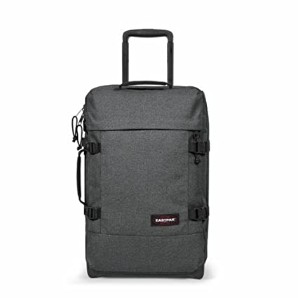 feed79efba Eastpak Tranverz S Wheeled Luggage - 42 L, Black Denim: Amazon.co.uk:  Luggage
