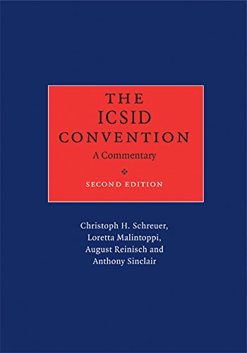 Download The ICSID Convention: A Commentary Pdf