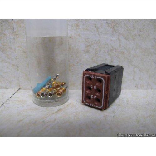 SJM016100 Socket Juntion Module w/ Contacts