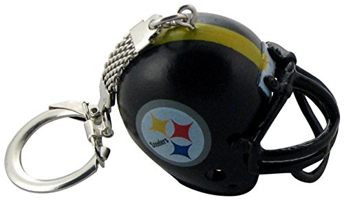 Pittsburgh Steelers Helmet Key Chain Brand new in packaging]()