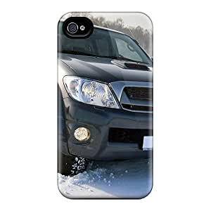 Excellent Design New Toyota Hilux Case Cover For Iphone 4/4s