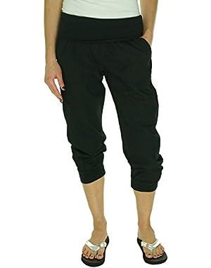Calvin Klein Women's Cropped Active Pants