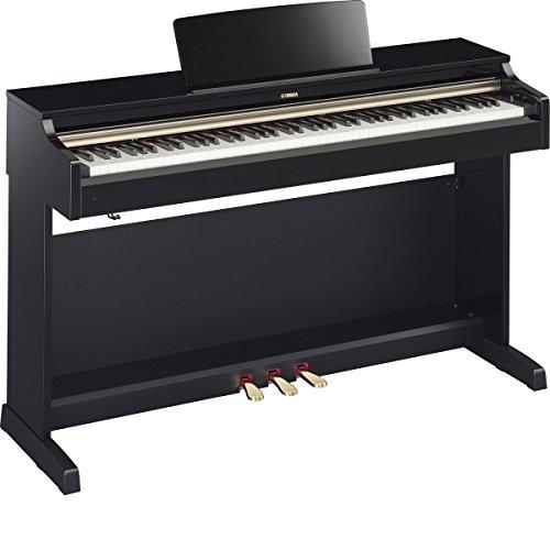 Yamaha YDP-162 88-Key Arius Digital Piano with Bench Poli...