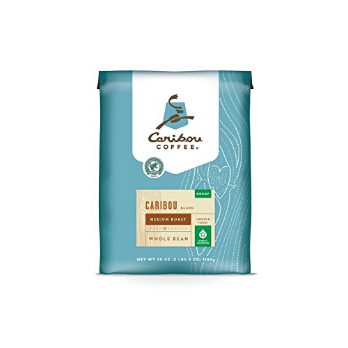 Caribou Coffee Decaf Medium coffee