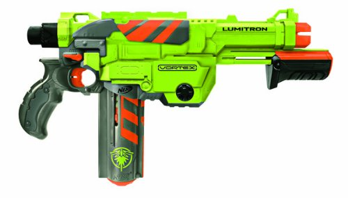 NERF Vortex Disc Gun Tactical Green Light Scope Sight, Nitron