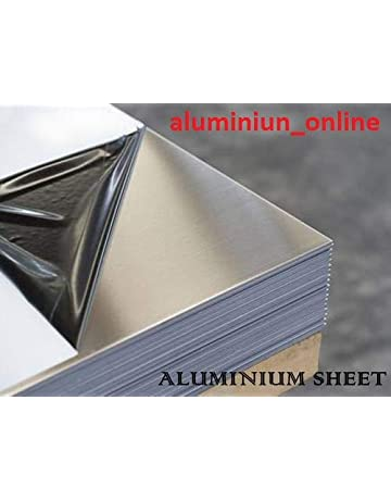 Aluminium Sheet 100 x 100mm x 4mm