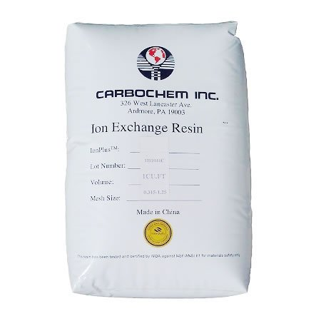 CarbonChem (IONPLUS MB-30) Mixed bed Ion Exchange Resin (1 Cubic Foot (Anion Resin)