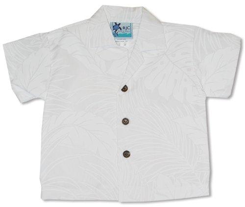 RJC Boys White Season Wedding White Shirt 14 by RJC