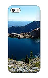 Muriel Alaa Malaih's Shop Best Protective Case For Iphone 5/5s(lake) 8488433K57117783