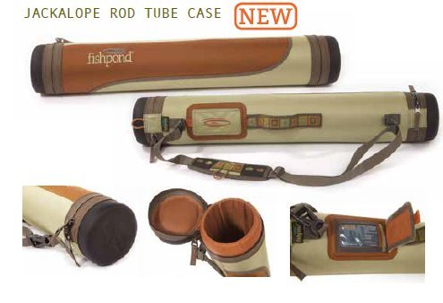 - Fishpond Jackalope Rod Tube Case 32