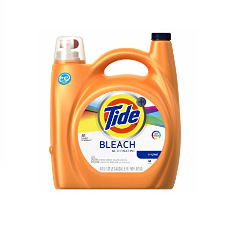 Tide Plus Bleach Alternative High Efficiency Original Liquid