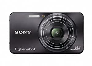 Sony Cyber-Shot DSC-W570 16.1 MP Digital Still Camera with Carl Zeiss Vario-Tessar 5x Wide-Angle Optical Zoom Lens and 2.7-inch LCD (Black) (OLD MODEL)