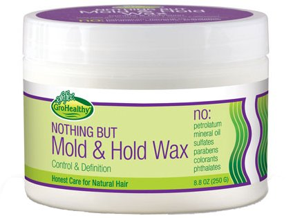 Nothing but Mold & Hold Wax, 8.8 Ounce Atlas Ethnic