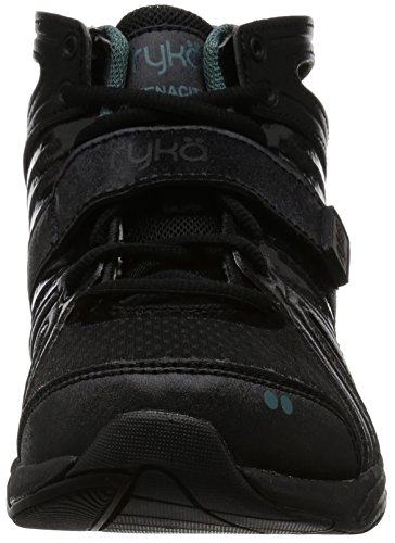 Trainer Shoe Tenacity Green Women's Black Cross Ryka pOtq8