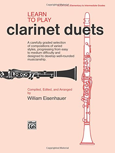 Learn To Play Clarinet Duets