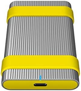 Sony SLC-1 - Disco Duro Externo SSD (1TB, Velocidad de 540MB/s ...