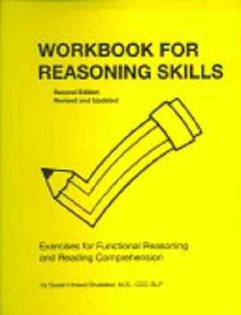 Workbook for Reasoning Skills by Rolyn Prest