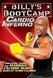 Tae Bo Billy's Bootcamp Cardio Inferno DVD - Region 0 worldwide by Billy Blanks