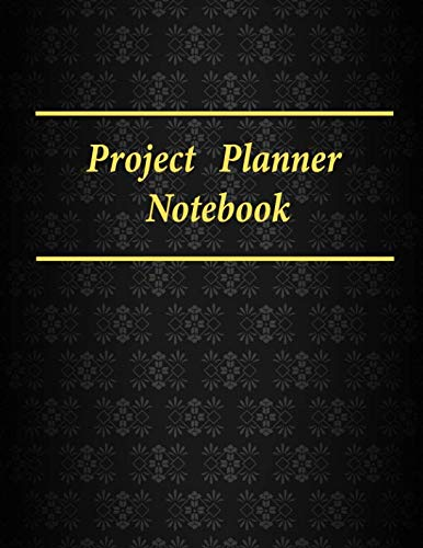 Project Planner Notebook: Ruled Business Meeting Book for Secretary and Professional Meeting, Record Organize Notes, Ideas, Follow Up,Project ... Accounting and Financial Management) ()