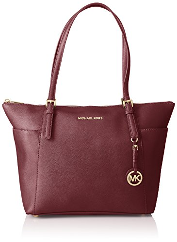 Michael Kor Jet Set Item EW Tote Saffiano Leather