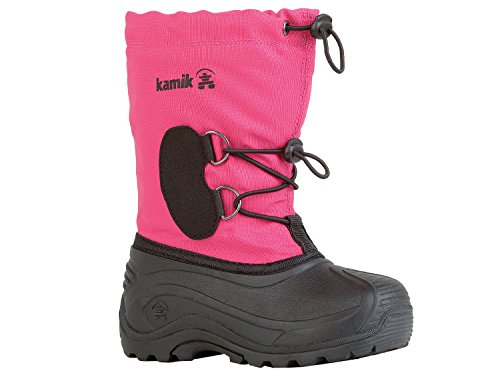 Bottes Pink enfant rose bright Southpole3 Kamik mixte ROS 5RTgBnq