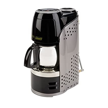 Amazon.com: Coleman 2000007102 Cafetera eléctrica: Sports ...