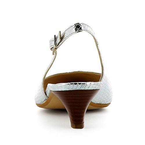 Donna Scarpe Evita Tacco Col Shoes Lia Argento 7BTwTOqx