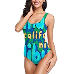 About Randell Swimsuit: 1. This is a classic one-piece bikini swimwear,the back is open design with U-shapped.Let this swimsuit look more design feel,wear more sexy. 2. Swimming Costume with removable Pads, Special Design Cover the Tummy. 3. ...