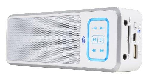 Peavey BTS 2.2 White Bluetooth Sound System