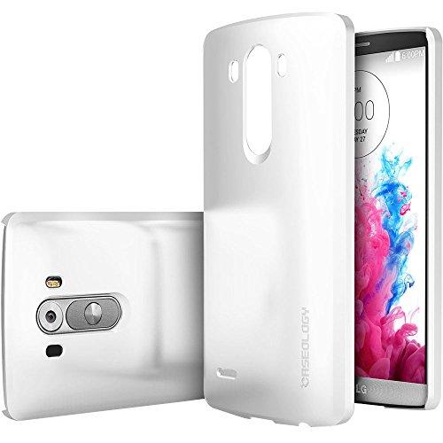 lg g3 protective case white - 1