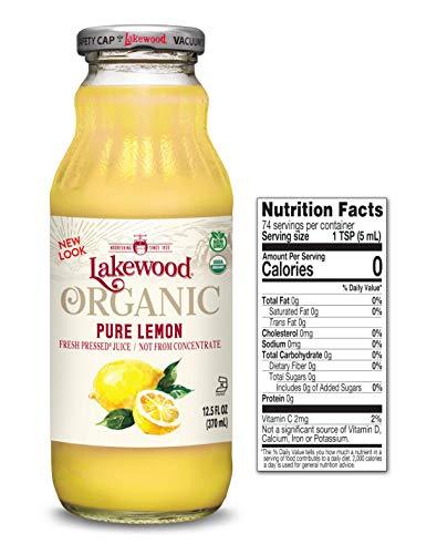Lakewood Organic PURE Lemon