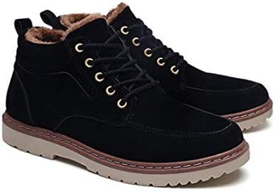 メンズ アウトドア スノーブーツ トレッキングブーツ 裏起毛 ブーツ ムートンブーツ ウィンターブーツ 厚い底 防滑 防寒 登山靴 冬 雪靴 ワークブーツ レインブーツ ショート ブーツ スノーシューズ 保暖