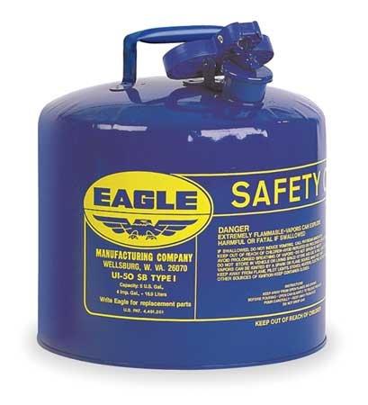 5 gallons kerosene - 6
