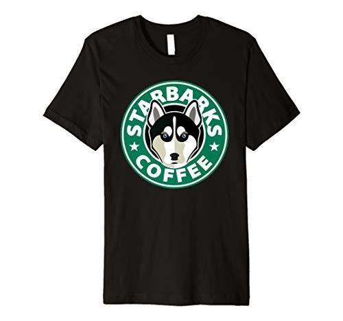 (Starbarks Coffee Huskey Dog Premium)