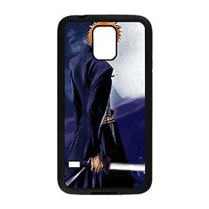 Samsung Galaxy S5 Cell Phone Case Black Bleach Fashion Phone Case Cover Custom XPDSUNTR16240